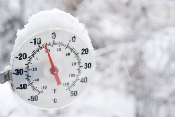 It's Too Cold for Blisters! Temperature Control in Deep Winter