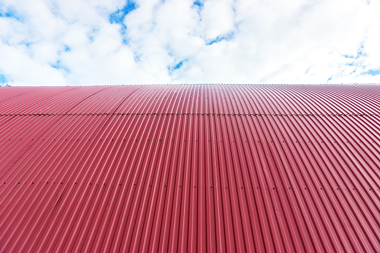 Using the PCM to Reduce Partial Drums in Metal Roof Coating
